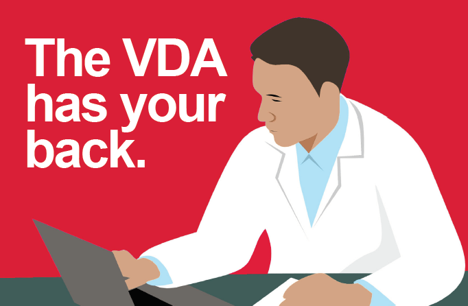 VDA Has Your Back